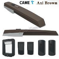 Комплект для распашных ворот AXI BROWN